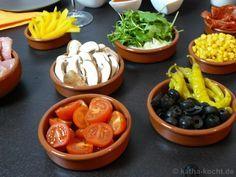 Spanisches Raclette - Katha-kocht!