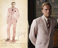 The pink suit by Catherine Martin