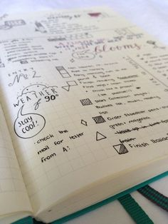 ♛ Bullet Journals ♛ — studyplants:   ✎ I started a bullet journal the...