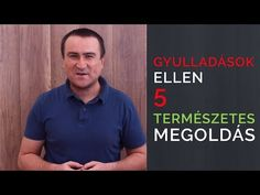 (4) A gyulladások okai és megszüntetésük 5 természetes megoldással - YouTube Health, Mens Tops, Youtube, Health Care, Salud, Youtubers, Youtube Movies
