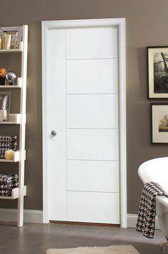 Masonite 36 In X 84 In Hamel Solid Core Primed Barn Door