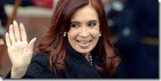 RS Notícias: Cristina Kirchner, política e advogada argentina