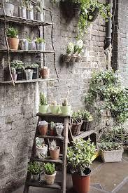 11 Urban Garden Ideas For Tiny City Spaces - Balcony Garden Rustic Gardens, Outdoor Gardens, Succulents Garden, Planting Flowers, Potted Garden, Indoor Garden, Flowers Garden, Terrace Garden, Garden Pots