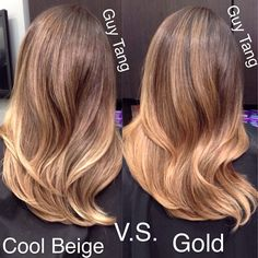 Cool beige or Gold? Take a pick!