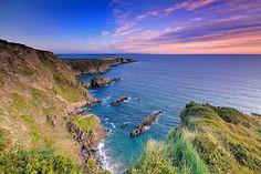 Seaside in Ireland
