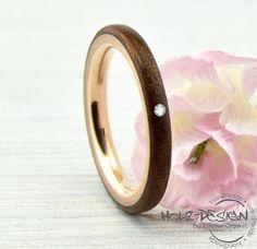 83 Besten Holz Ringe Fingerringe Wooden Rings Finger Ring Bilder