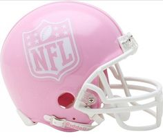 Football - not Niner colors but great effort for breast cancer awareness