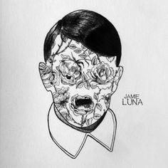 crossconnectmag:SUBMISSIONJamie Luna is a tattooist, designer...