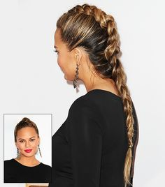 Now Trending: The Sporty Hairstyle That Celebs and ...