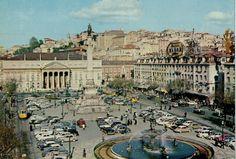 Lisboetas Portugal, Antique Photos, Capital City, Historical Photos, Lisbon, Paris Skyline, Dolores Park, Landscapes, Travel