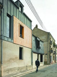 Rue Losserand / atelier 100architecture