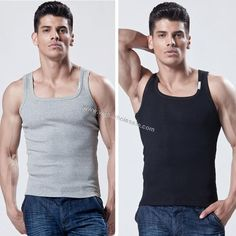 The Things Men Should Know About Tank Tops Wholesale Promotional Products, Tank Man, Fashion Accessories, Slim, Popular, Guys, Tank Tops, Cotton, Shirts