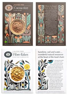 45+ Cereal Packagings To Start Your Morning Creatively