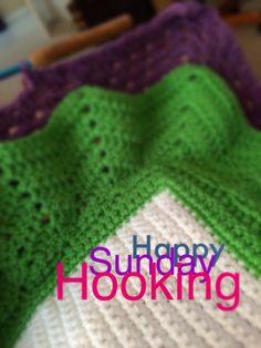Happy Hooking!  Who is with me?!! #lovecrochet #crochetpattern #victoriarose