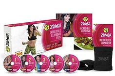 Zumba Fitness Incredible Slimdown DVD System >>> Be sure to check out this awesome product.