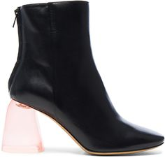 Ellery Leather Sacred Booties | #Chic Only #Glamour Always