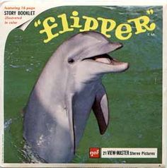 60s tv shows | Flipper - 60s TV Show -View-Master 3reel packet: ViewMaster, 3D ...