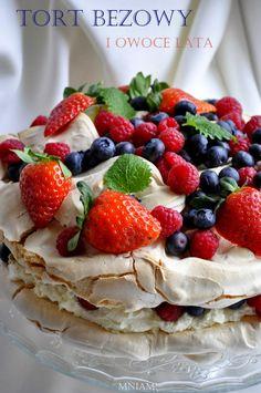 Pavlova, Impreza, Meringue, Food And Drink, Eat, Ethnic Recipes, Merengue