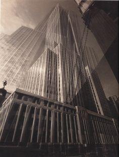 Edward Steichen / Empire State Building, New York, 1932