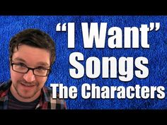 I Want Songs (Part 1) – The Characters - YouTube