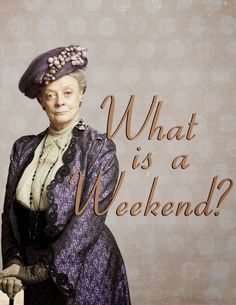 Doodlecraft: Downton Abbey is Back this Weekend!