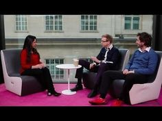 Digital Futures: Why the Internet of Things will be the Internet of YOU - YouTube