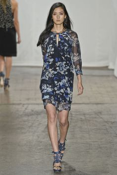 Rebecca Taylor - Spring 2013 Ready-to-Wear Collection