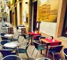 Cocina Vasco Catalana, Degustación de pescados y mariscos en la Taberna de Sabadell!!