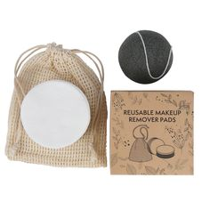 Eco Friendly Non-Toxic OEM Reusable Organic Bamboo Cotton Charcoal Package Washable Facial Make Up Remover Makeup Cleaning Pads Makeup Remover Pads, Make Up Remover, How To Remove, How To Make, Oem, Eco Friendly, Charcoal, Bamboo, Facial