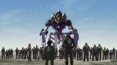Mobile Suit Gundam: Iron-Blooded Orphans Barbatos Opening Changes ...