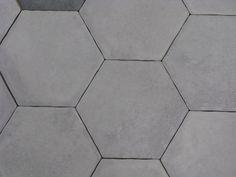 Carrelage hexagonal sol et mur 15x15 Cement Durstone Durstone carrelage sol interieur Carrelage sol hexagonal Cement, Tile Floor, Home, Hexagon Floor Tile, Parquetry, Tile Flooring