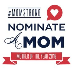 Being a mom is a tough job. Take a minute to honor a special mom you know. Deadline is November 15th.