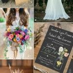 Five Rustic Wedding Themes With Mason Jars