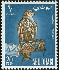 Abu Dhabi Stamps and Postal History