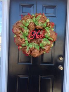 Christmas Wreath by Mimi
