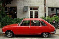 Renault 16 TX..............