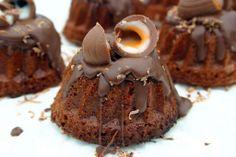 Belleau Kitchen mini creme egg bundt cakes