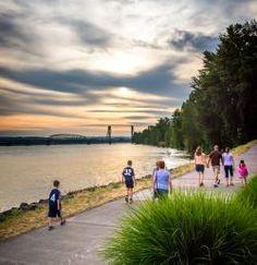 Vancouver, WA - Waterfront Renaissance Trail (5 miles).