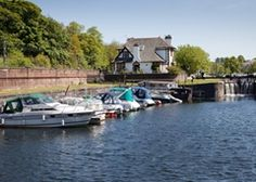 to transform Bowling Basin, the western gateway to the Forth & Clyde Canal into a vibrant tourism and leisure destination. The Forth, Media Center, Bowling, Basin, Westerns, Tourism, Coastal, Vibrant, Community