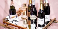 The Best Champagnes for different price ranges.