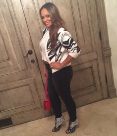 Basketball Wives Star Evelyn Lozada Gets Her Body Back After Baby | OK! Magazine