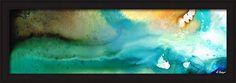 Ocean Canvas Prints - Pathway To Zen Canvas Print by Sharon Cummings Ocean Canvas, Canvas Art, Canvas Prints, Zen Painting, Pour Painting, Thing 1, Zen Art, Sale Poster, Fine Art America