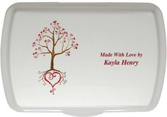 Tree of Love Design - Our Designer Artist Series lids can be paired with our Traditional, Doughmakers®, Bar Pan, or Non-Stick pans. Starting at $39.99 #TreeofLove