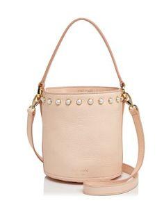 934d16761f meli melo Santina Faux-Pearl Leather Bucket Bag - 100% Exclusive Handbags -  Bloomingdale s