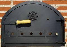 puertas de hornos de leña - Buscar con Google Four A Pizza, Google, Wood Burning Oven, Ovens, Doors
