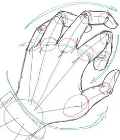 hand sketch 2 by ~BloodyVampres on deviantART