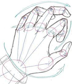 hand sketch 2 by ~BloodyVampres on deviantART