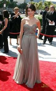Selena Gomez Creative Arts Emmy's Red Carpet Dress On Sale,Hot Selena ...