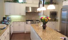 Modernize your kitchen with the best custom cabinet finishes