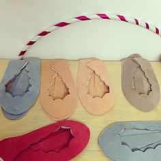#workingon #handmade #scalloped #ballet #flats #pastels #fashion #elehandmade #leather #ballerina #bride #bridal #slippers